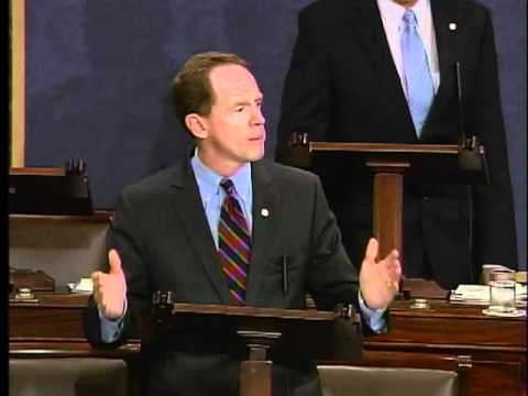 Sen. Toomey's floor remarks on the debt ceiling, balancing the budget