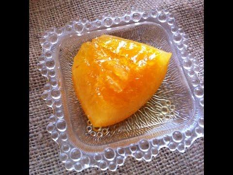 Αγάπα Με Αν Dolmas: Γλυκό Κουταλιού Πορτοκάλι