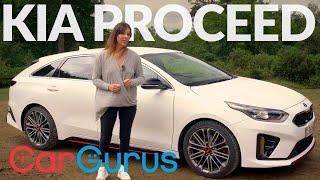 2019 Kia Proceed GT Review: Kia takes on Mercedes | CarGurus UK
