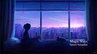 City Pop - Listening from another room - Soundscape/ASMR