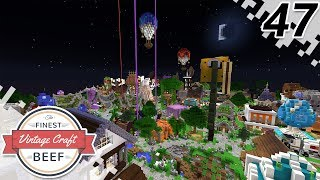 Server Wide Scavenger Hunt! - VintageCraft Server - EP47 (Minecraft Video)
