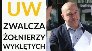 """Płużański: Na UW odbyło się skandaliczne seminarium pt. """"Zbrodnie Żołnierzy Wyklętych na Żydach""""!"""