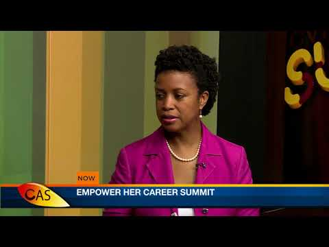 CVM AT SUNRISE - Empower Her Career Summit JULY 19, 2018