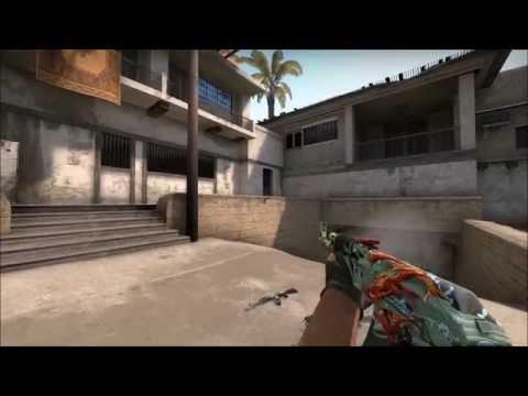 Aquamarine Revenge AK47 Game Play Video