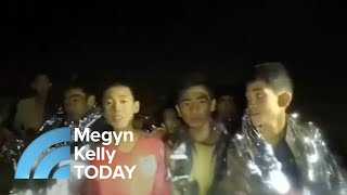 Roundtable Reacts To Thailand Soccer Team Rescue:A Miracle Of Bravery | Megyn Kelly TODAY