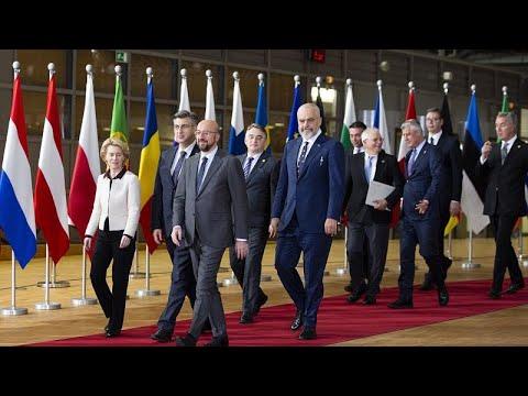 Φον ντερ Λάιεν: «Τα δυτικά Βαλκάνια να έρθουν όσο πιο κοντά είναι εφικτό στην ΕΕ»…