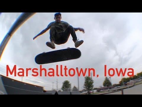Marshalltown Skate Park