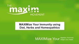 MAXIMize Your Immunity