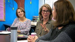 Teacher Labs: Making Professional Development Collaborative