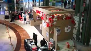 Pick 'n Pay and Good Hope FM Pop Up Shop 2014