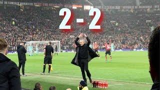 Manchester United v Arsenal   Premier League December 2018