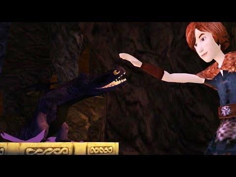 How To Train Your Dragon - School of Dragons - Skrill Dragon! [Part 11] [iPad]