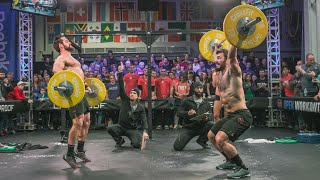 Froning vs. Fraser—CrossFit Open Workout 15.1 Live Announcement