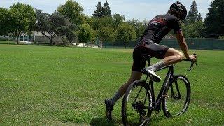 Cyclocross How To - Dismount - VLOG 348
