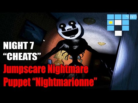 Jumpscare Nightmare Puppet \