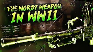 COD WW2 SnD - The Worst Weapon in the Game!