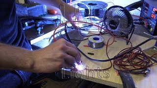 Wiring LED Tape Lighting / How to cut, connect & power
