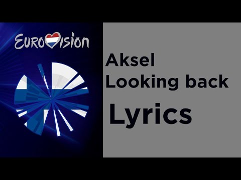 Aksel - Looking back (Lyrics) Finland 🇫🇮 Eurovision 2020