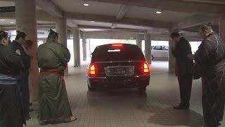 九州場所ファンに別れ北の湖理事長、昭和の大横綱惜しむ声