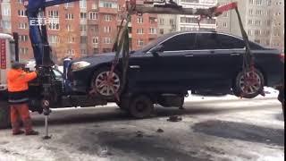 В Екатеринбурге у консула Сейшельских островов арестовали автомобиль с дипломатическими номерами