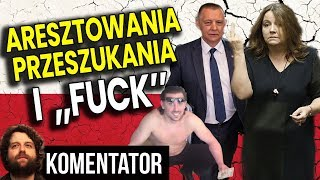 Agent Tomek Aresztowany. CBA u Banasia w NIK Przykrywa Palec Lichockiej