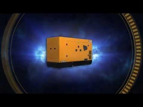 JCB G63QI Diesel Generator