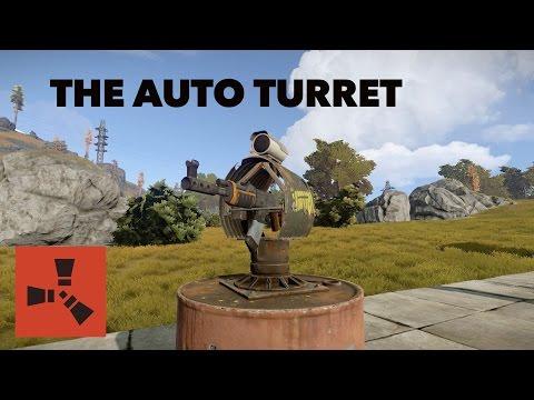Rust Tips: Auto Turret 101