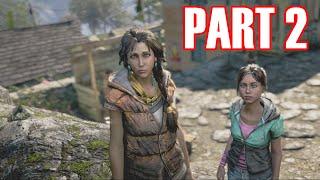 Far Cry 4 Gameplay Walkthrough Part 2 - AVALANCHE!!   Far Cry 4 Walkthrough From Part 1 - Ending