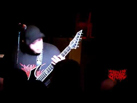 Impaled Offering -  Down Syndrome Lust  Live @ West Texas Death Fest
