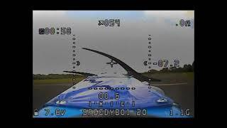 Speedyboi FPV Flight attempt June 5