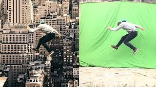 Remove green screen in 7 minutes After effects CC