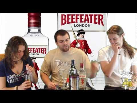 Beefeater London Distilled Dry Gin Martini Review (London, England, United Kingdom)