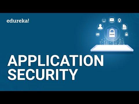 Application Security | Cyber Security Certification Course | Edureka