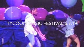 "Wobble Up ""Live"" ATL 6.7.19 Tycoon Music Festival"
