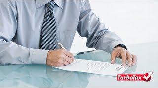 Guide to the W4 Tax Form Employee's Withholding Allowance Certificate - TurboTax Tax Tip Video