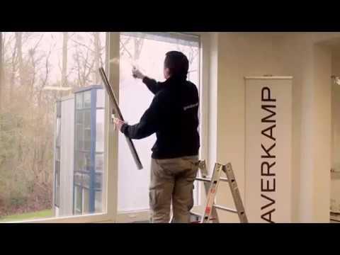 OPALFILM® Anleitung zur Montage von Fensterfolien Sonnenschutzfolien Dekorationsfolien DIY