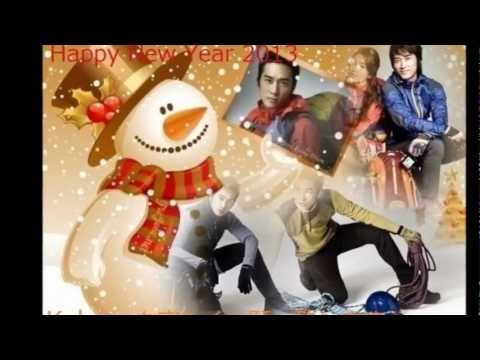 Song Seung Heon ~ Happy New Year 2013