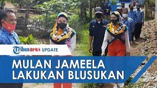Bagikan Aktivitas Blusukan, Mulan Jameela Buktikan Dirinya Pantas jadi Anggota DPR