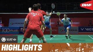 PERODUA Malaysia Masters 2020 | Finals MD Highlights | BWF 2020