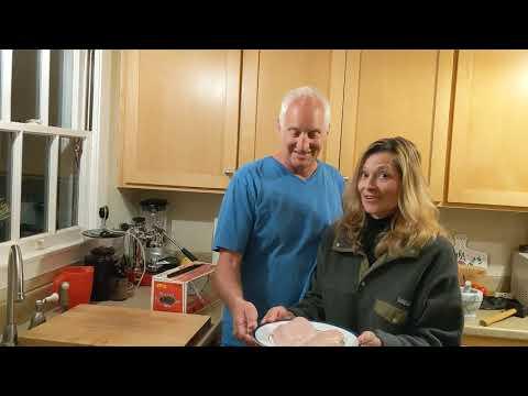 Pandemic Kitchen: Bruce and Karla make Chicken Piccata