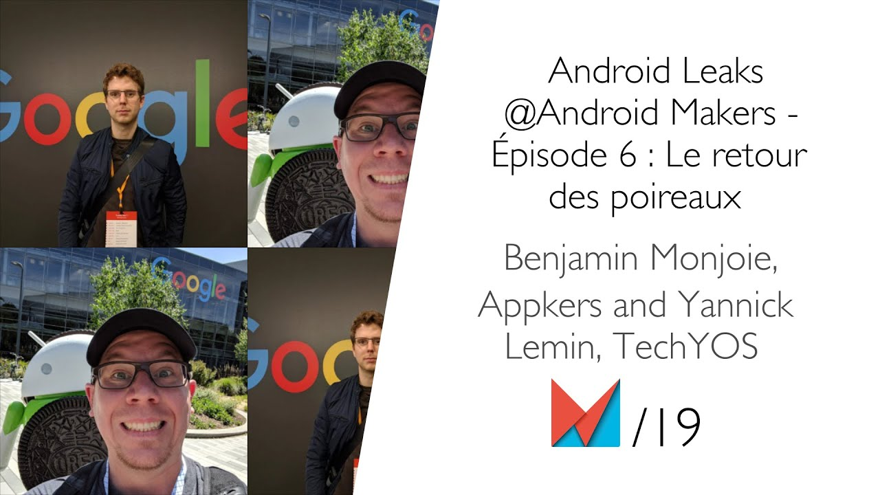 Android Makers Paris 2020