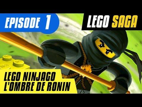 Vidéo LEGO Jeux vidéo 3DSLNLODR : Lego Ninjago: L'ombre de Ronin 3DS