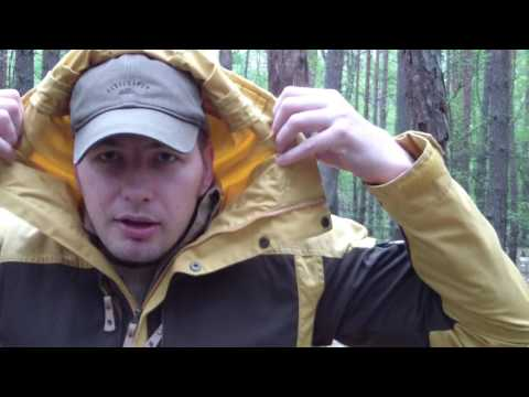 Fjallraven KEB Jacket review