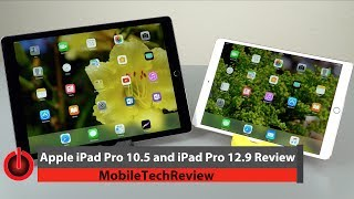 Apple iPad Pro 10.5 & iPad Pro 12.9 2nd Gen Review