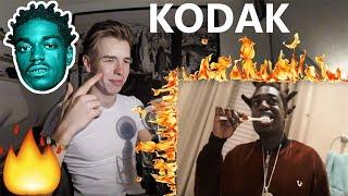 Kodak Black - Brand New Glizzy Music Video [REACTION]