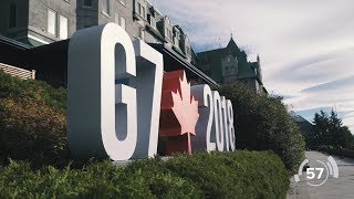 Day 2 of the 2018 G7 Summit in 60 seconds