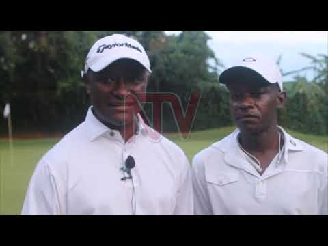Lutwama, Busingye win 3rd edition of ther Singleton Golf Tournament