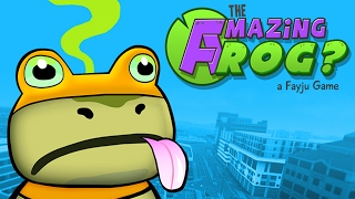 THE AMAZING FROG? [Father and Son Gameplay]