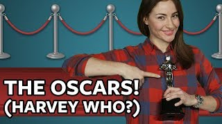 #ICYMI: It's Oscar time! Just don't mention H**vey Weins***n