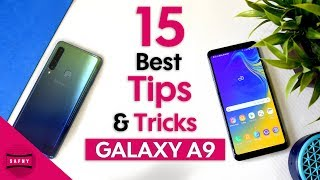 15 Amazing features of Samsung Galaxy A9 2018